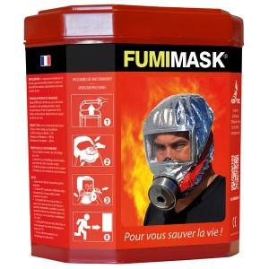 Masque de protection respiratoire Fumimask
