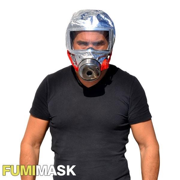 masque de protection respiratoire fumimask fumimask. Black Bedroom Furniture Sets. Home Design Ideas