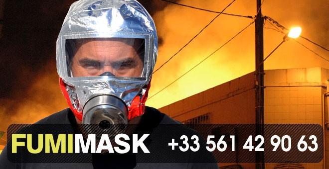 Masque anti-fumée FUMIMASK